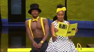 SA's Got Talent 2016 Semi Finals 2: Wilson