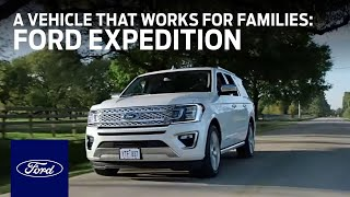 YouTube Video RjgILMViLAc for Product Ford Expedition & Expedition MAX SUV (4th gen, U553) by Company Ford Motor in Industry Cars