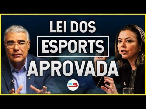 PROJETO DE LEI DOS ESPORTS (PLS 383/2017)