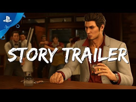 Trailer de Yakuza Kiwami 2