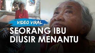 Viral Nenek di Solo Diludahi dan Diusir Anak hingga Tidur di Emperan, Ceritakan Kisah Pilu Keluarga