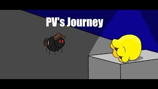 PV's Journey (FNAF SL Comic)