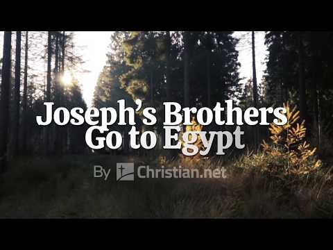 Genesis 42: Joseph's Brothers Go to Egypt | Bible Story (2020)