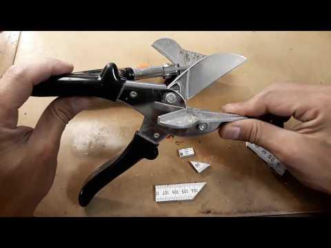 Werkzeug - Gehrungsschere