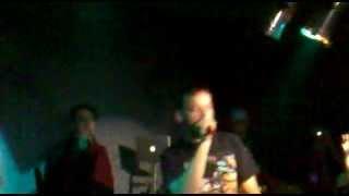 Hugo Toxxx Live - Bauch Money Mix skit