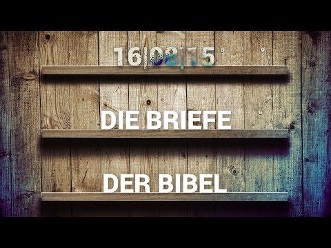 Die Briefe der Bibel (ICF München Videopodcast)