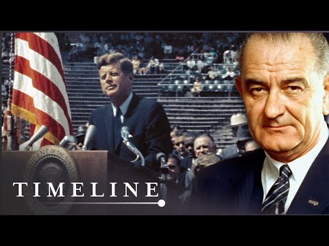 How Lyndon B. Johnson Carried On JFK's Legacy | A Time Of Greatness | Timeline