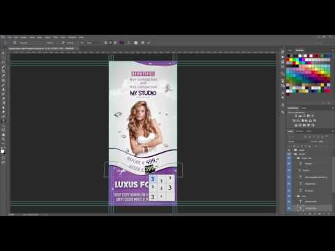 Beauty Salon Flyer - Help Video Mp3