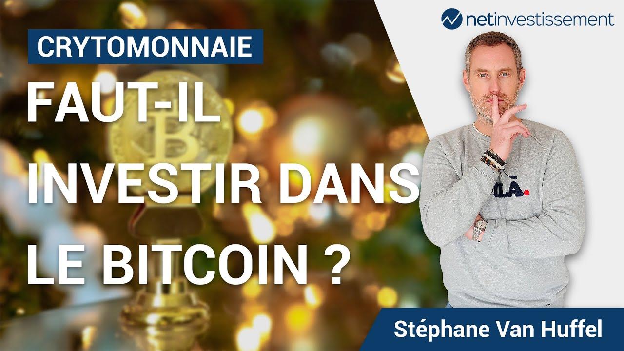 Faut-il investir dans le bitcoin ?   Netinvestissement