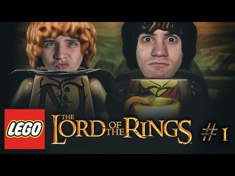 PUSZTÍTSUK EL A GYŰRŰT!!!   LEGO The Lord of the Rings #1 letöltés