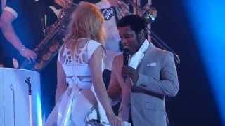 Paloma Faith - Baby I Love You (Aretha Franklin) live Barclaycard Arena, Birmingham 19-03-15