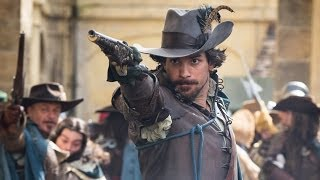 D'Artagnan Goes To Prison - THE MUSKETEERS - BBC America