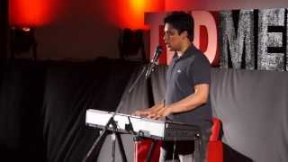 Laughing Gas: Suman Biswas at TEDMEDLive Imperial College 2013