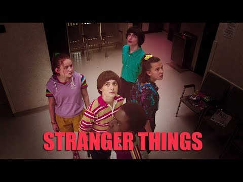 The Pointer Sisters - Neutron Dance (Lyric video) • Stranger Things | S3 Soundtrack