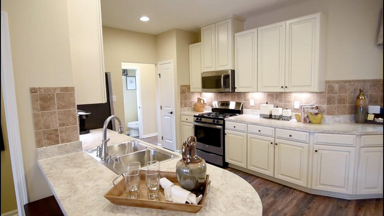 New Calvert Townhome Model for sale at Villas At Braden Townes in ...