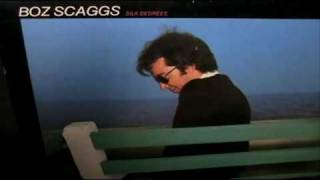Boz Scaggs - It's Over - [STEREO]