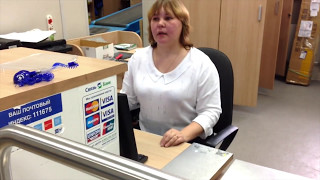 Почта России вызывает полицию