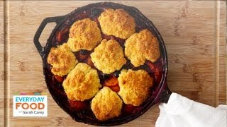 Apricot-Blueberry Cobbler - Everyday Food With Sarah Carey