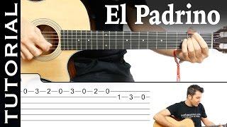Cómo Tocar El Padrino En Guitarra Muy Fácil, Tutorial Por Guitarraviva