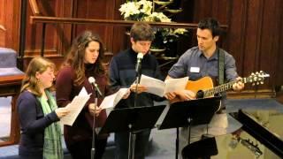 Youth Choir ~ Breath of Heaven (Chris Eaton/Amy Grant)