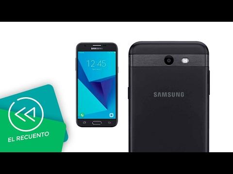Samsung Galaxy J3 Prime - Especificaciones | El recuento