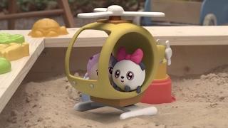 Малышарики - Пёрышко. Птицы (61 серия) Развивающие мультики для самых маленьких