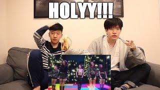 """ITZY """"달라달라(DALLA DALLA)"""" MV REACTION ["""