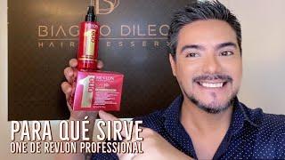 Mascarilla en Spray con 10 beneficios para tu cabello One all in One