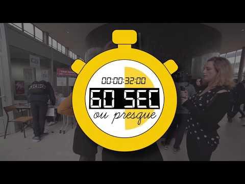 60 secondes... ou presque : Bénévole, pourquoi pas vous ?