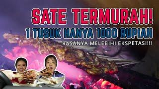 SATE FAVORIT DARI JAMAN GADIS🤣CUMAN 1000 PERAK,MURAH MERIAH!!!
