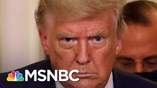 'Wounded' Trump Caves On Biden Transition As Allies Abandon Him | The 11th Hour | MSNBC