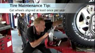 How to Maintain Your Tires