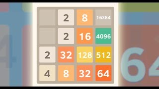 2048 Record - 318,664 and the 16384 tile (x8 speed)