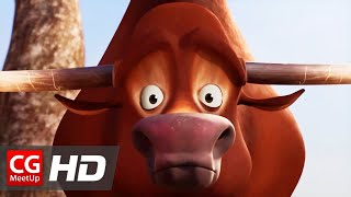 "CGI Animated Short Film: ""Rita's Great Trek"" by The Animation School | CGMeetup"