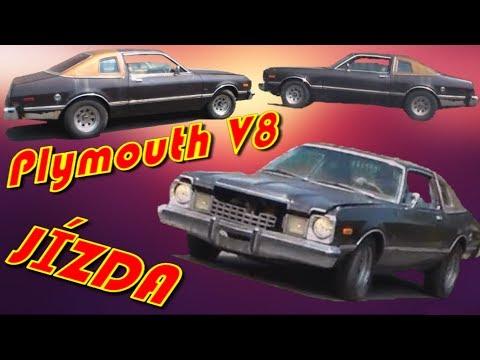 Event-VLOG #71 ► Americká jízda! :3 - Plymouth 5,2 V8
