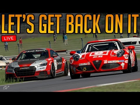 Gran Turismo Sport: Back On The Daily Races