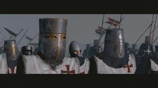 Deus Vult! Powerwolf - Army of the Night (Total War: Attila) Music Video