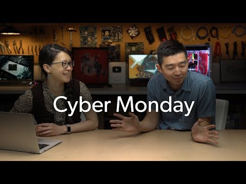 We found some good Cyber Monday tech deals!