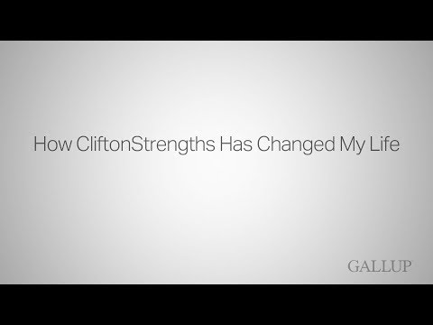 How CliftonStrengths Has Changed My Life