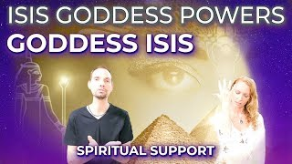 ISIS GODDESS POWERS: Goddess Isis - Spiritual Support!