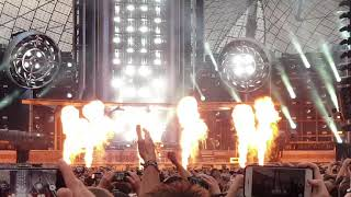 Rammstein   Zeig Dich Live In Germany, Munich 09062019