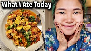 What I Ate in a Day to be a Healthy Vegan (Supplements & Vitamins To Take)