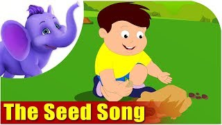 The Seed Song | Nature song for Kids | 4K | Appu Series