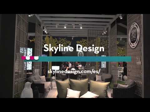 SKYLINE DESIGN en la feria Habitat 2018 (Valencia) thumbnail