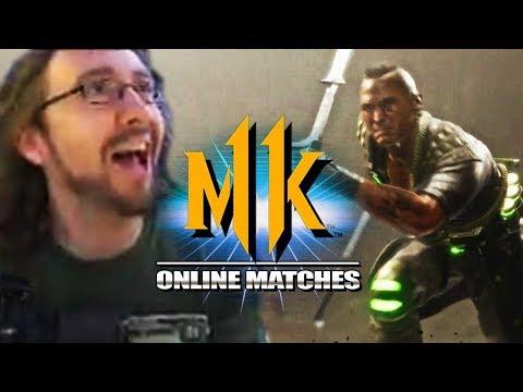 THIS MOVE DRIVES ME NUTS: Shang Tsung - Mortal Kombat 11 Online Matches