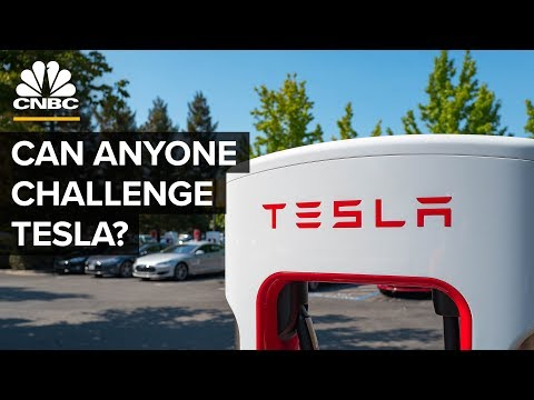 Which Automakers Can Seriously Challenge Tesla?