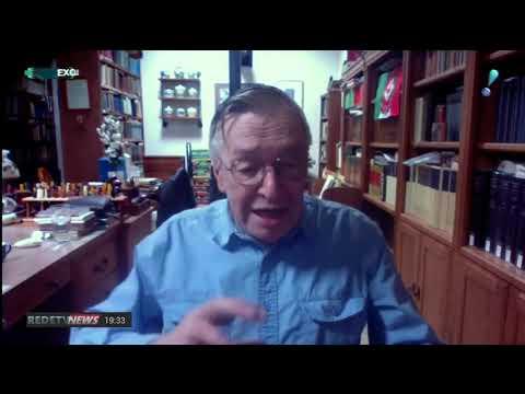 Boris Casoy entrevista o Filosofo e Escritor Olavo de Carvalho