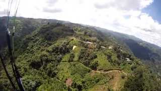 preview picture of video 'Paragliding Morovis PR  2014'