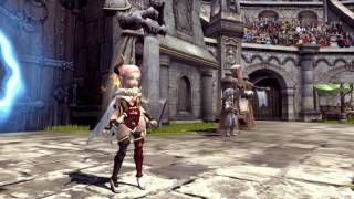 [Dragon Nest] Noble Red Knight Costume July 2016 : Lencea