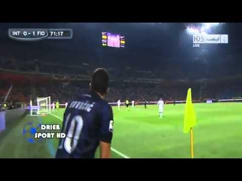 Giornata 5 Serie A 2013-2014, INTER vs FIORENTINA 2-1